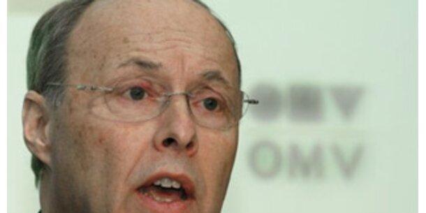 OMV denkt nicht an Verkauf der MOL-Anteile