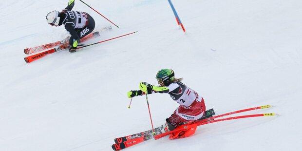Österreich holt Silber im Teambewerb
