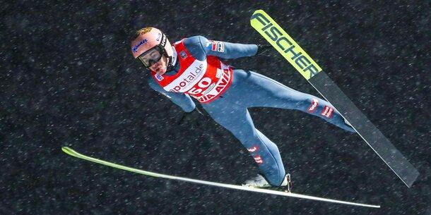 Skispringen österreich