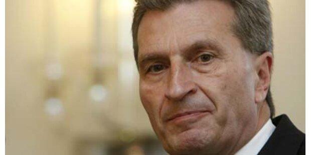 Dt. EU-Kommissar will Wirtschafts-Posten