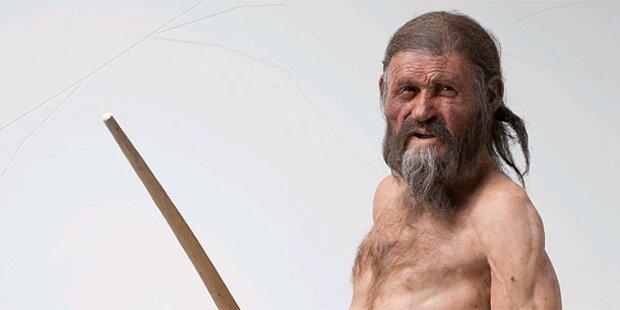 Forscher fand Ötzis Nachfahren