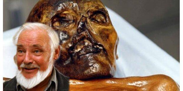 Ötzi-Entdecker erhält 150.000 Euro