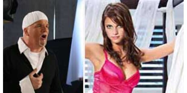 DJ Ötzi: Video-Dreh mit Model aus der Klum-Show!