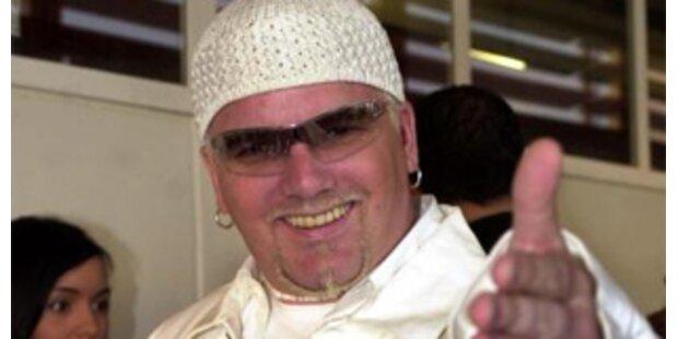 DJ Ötzi logiert im Hotel Engel