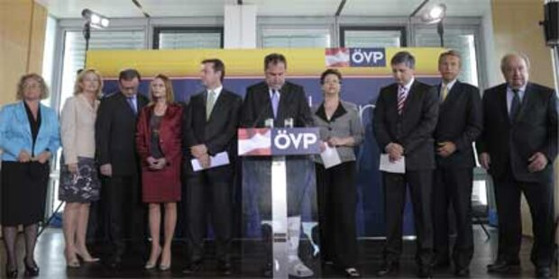 ÖVP mit großer Export-Offensive