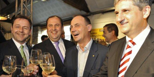 ÖVP: Wahlkampfstart mit Bundesprominenz