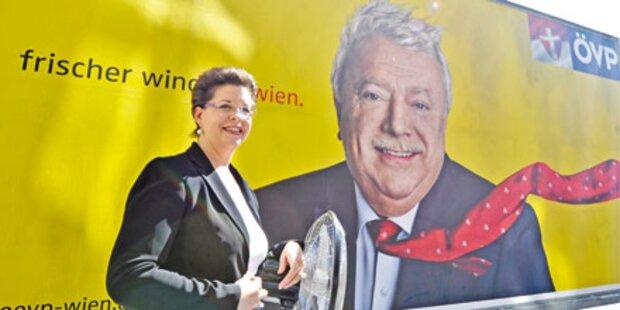 Neuer Wirbel um VP-Agentur für Wien-Wahl