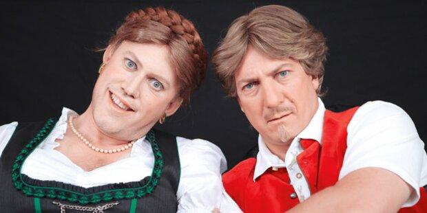 So irr wird die neue ORF-Comedy-Serie
