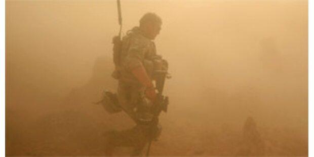 Irak und USA starten Offensive gegen Al-Kaida
