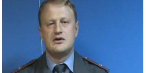 Polizei-Kritiker in Moskau festgenommen