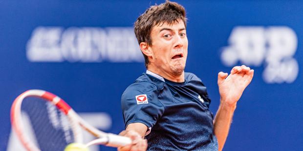 Ofner verlor - Davis Cup Finnland-Österreich steht 1:1
