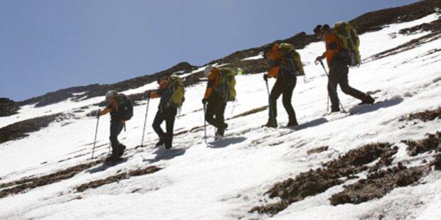 Suns Sherpas lassen Spanier sterben