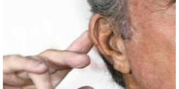 Einbrecher durch Ohr-Abdruck entlarvt