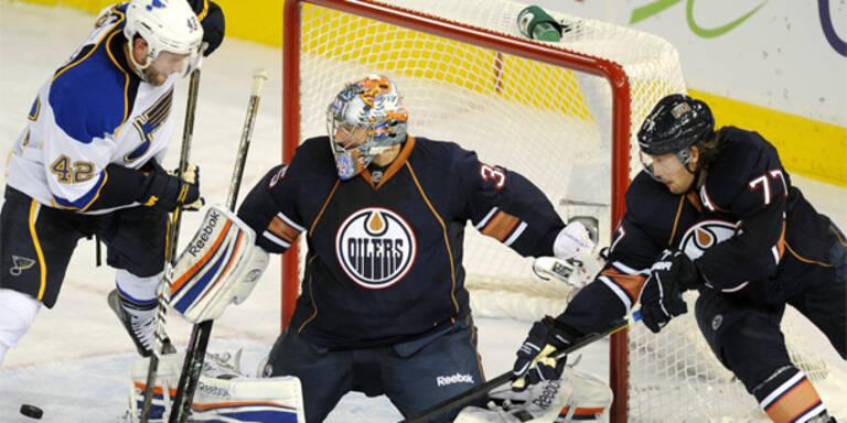 Edmonton Oilers bestes Team im Westen