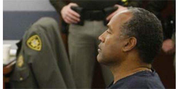 O.J. Simpson gegen doppelte Kaution wieder frei