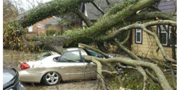 Notstand nach Schneestürmen in Oklahoma