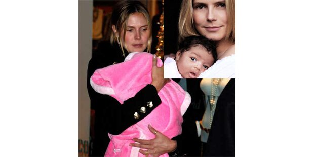 Heidi Klum: Bye, bye Babypause