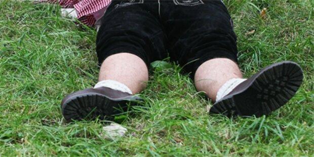 Mann stirbt auf Münchner Oktoberfest
