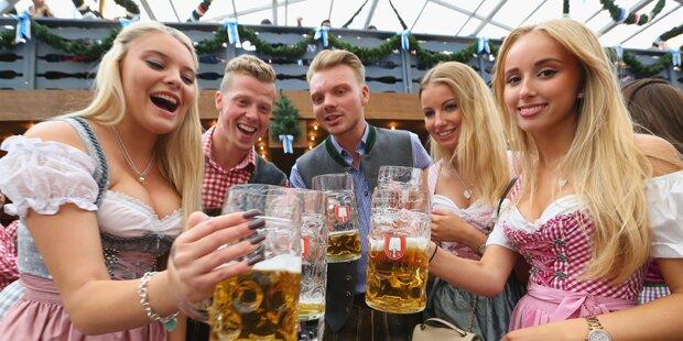 Terror-Sorgen vor Münchner Oktoberfest