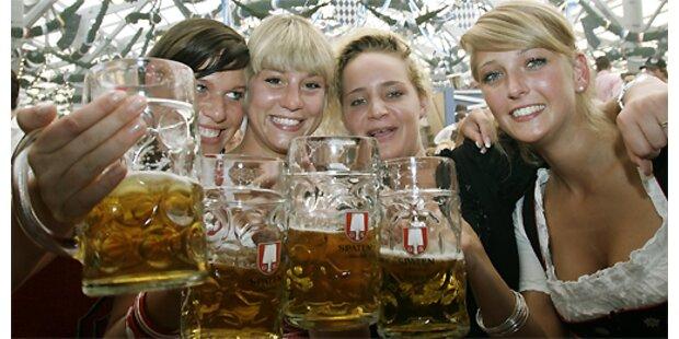 So teuer wird das Münchner Oktoberfest