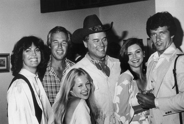 Dallas-Stars: Damals