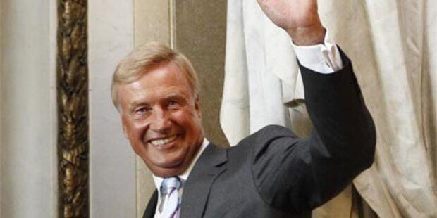 Von Beust tritt als Bürgermeister zurück
