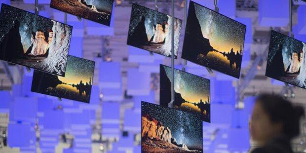 TV-Boom - Trend zu 60-Zoll-Geräten