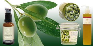 Beauty Produkte Olivenöl
