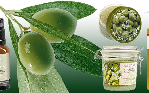 Top 10: Pflege mit Olivenöl