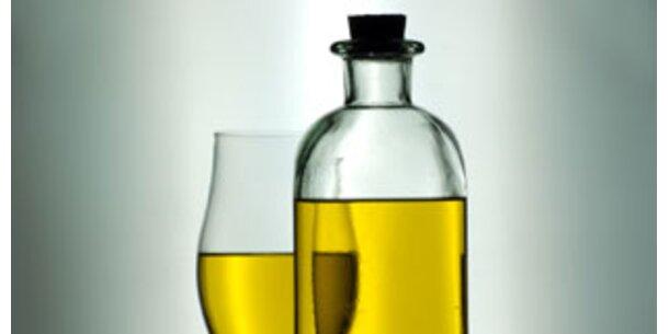 Zwei Löffel Olivenöl beugen Brustkrebs vor