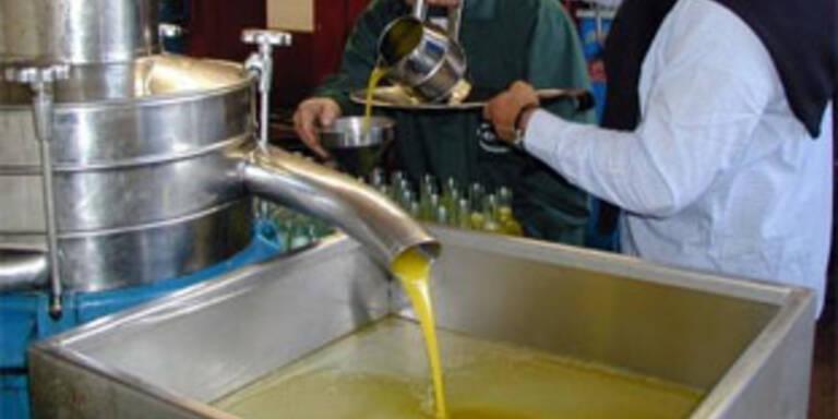 Nach Wein- und Mozzarella- nun Olivenölskandal