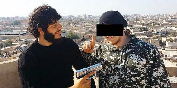 ISIS-Rückkehrer: »Ich hatte falsche Freunde«
