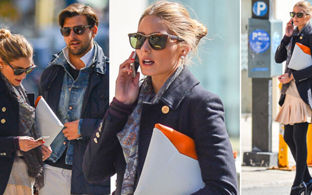 Chic in the City: Olivia Palermos Streetstyle