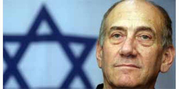Olmert ist an Prostatakrebs erkrankt