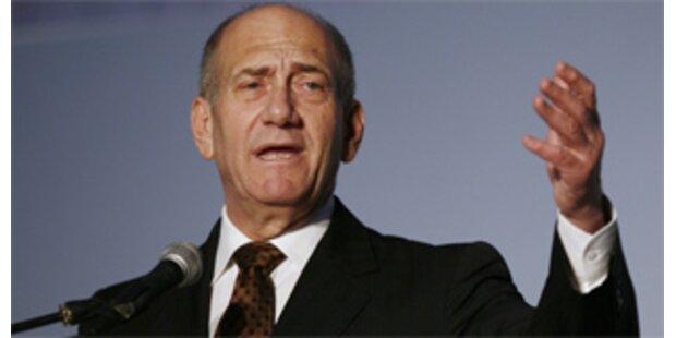 Israels Parlament bleibt - Krise abgewendet