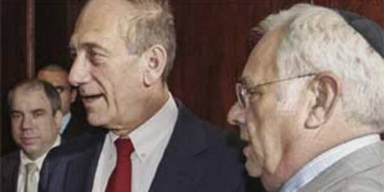 US-Geschäftsmann bestätigt Zahlungen an Olmert