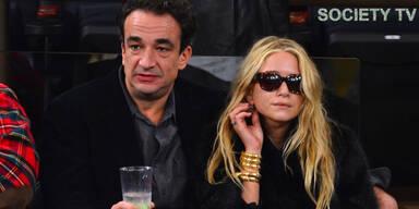 Sarkozy: heimliche Hochzeit mit Olsen?!