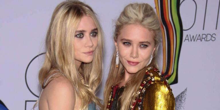 Olsen-Zwillinge designen Luxustaschen