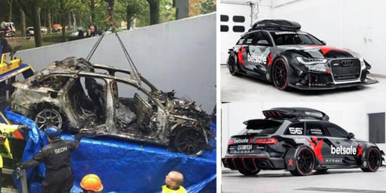 1.000-PS-Audi von Ski-Star gestohlen