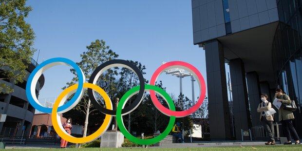 Olympische Spiele werden verschoben