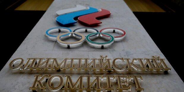 Hammer: Russland droht Olympia-Ausschluss 2020