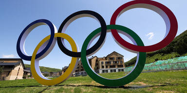 Olympisches Dorf - Olympia
