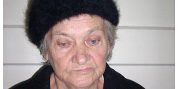 Mordverdächtige Oma beging noch weiteren Überfall