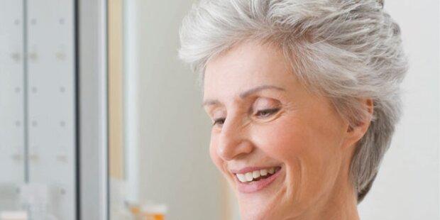 Kommt jetzt die Pille gegen graue Haare?