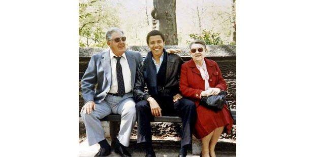 Obamas Oma am Tag vor der Wahl gestorben
