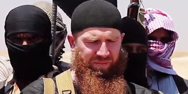 Tschetschenischer IS-Anführer doch nicht tot?
