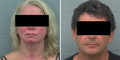 Oma wegen Sex in der Öffentlichkeit verhaftet