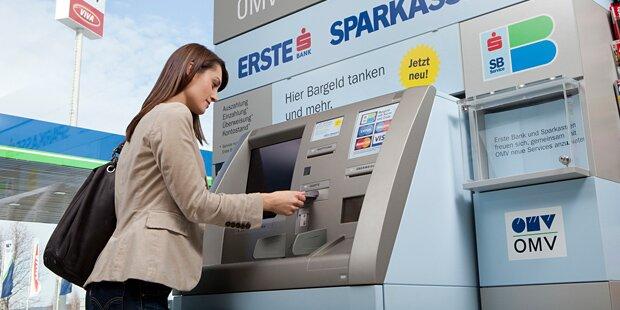 Abheben am Bankomat feiert Jubiläum