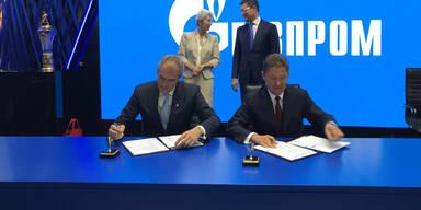 OMV: 905 Mio. Euro für Anteil an Gasfeld