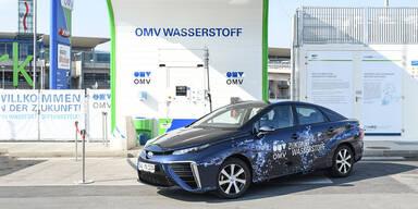 Hersteller setzen auch auf Wasserstoffautos